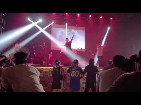 GIRISH AND LAURE | EPIC ON STAGE COLLABORATION