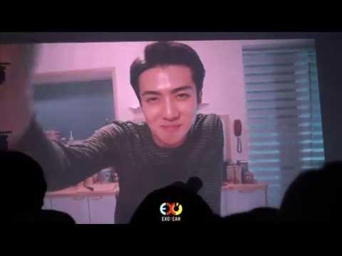 [EXOYEAH]160722 VCR