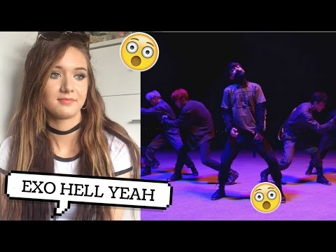 EXO MONSTER REACTION // ItsGeorginaOkay