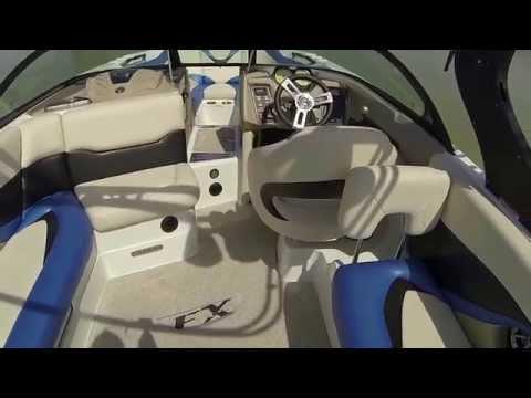Centurion Enzo FX44 Cosmo  Blue