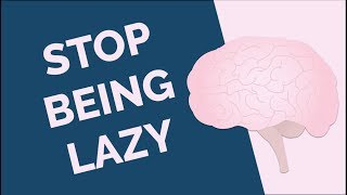 Overcome Laziness: How To Beat The Lizard Brain (FAST)