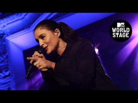 Jessie Ware - Live at MTV Crashes Cork: MTV World Stage (2014)