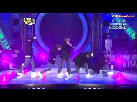 Dance battle(DongHae,EunHyuk,KyuHyun,LeeTeuk,ShinDong)