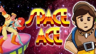 Repeat youtube video Space Ace! - JonTron