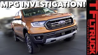 Breaking News - Ford Launches Probe Into Ranger Fuel Economy: Here's What It Means!