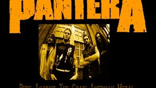 PANTERA - Playlist - Best Of - 34 songs