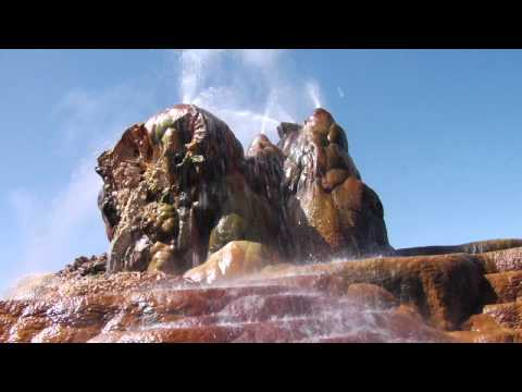 Amazing Fly Geyser, Exclusive Interview