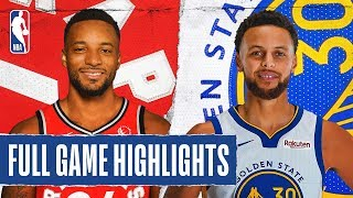 RAPTORS AT WARRIORS | FULL GAME HIGHLIGHTS | March 5, 2020