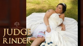 Professional Photographer Reviews 'Disappointing' Wedding Photos | Judge Rinder