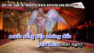 [Karaoke] Lời Hứa Anh Quên (Remix) - Cao Tuấn Thiên Beat Gốc