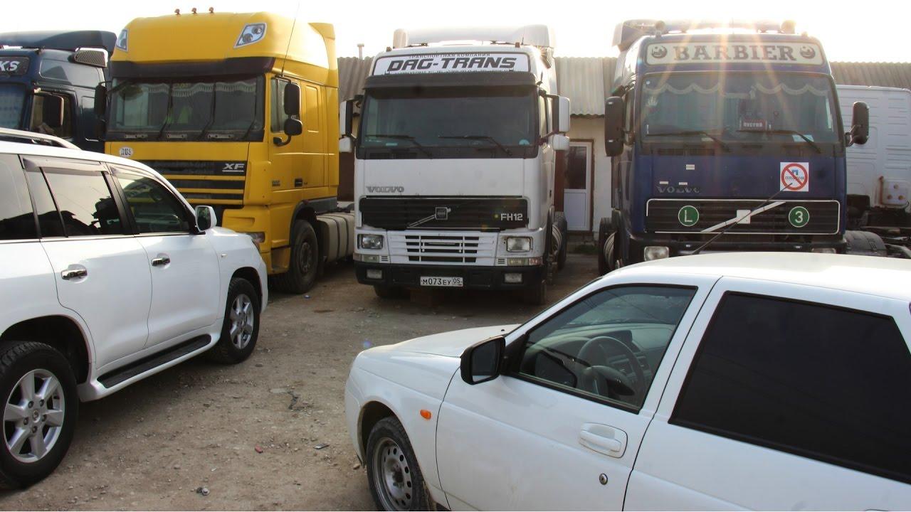 Шевченко призвал дагестанских дальнобойщиков продолжить борьбу