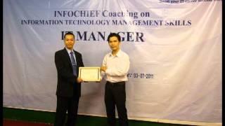 Khoá kỹ năng quản lý IT - IT Manager lần 7 - Tại Tp.HCM