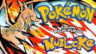 POKÉMON ROJO FUEGO NUZLOCKE PT.14 EL CAMINO A CIUDAD FUCSIA/GAMEPLAY EN ESPAÑOL