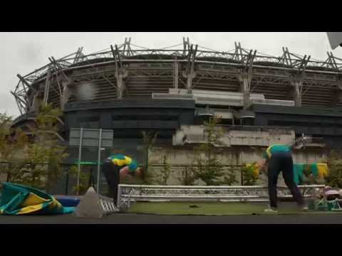 Centra GAA Hurling Sponsorship Activation