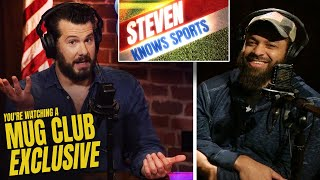 MUGCLUB EXCLUSIVE: Sports Trivia and Q&A with The Hodgetwins | Louder with Crowder