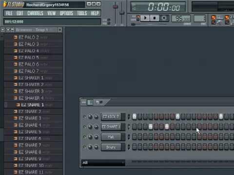 Como Crear Una Base De Reggaeton En Fl Studio 8  - By Rodrizh