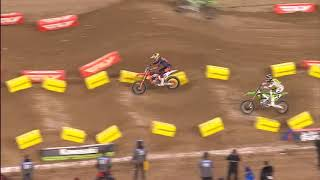 450SX Main Event highlights - Denver