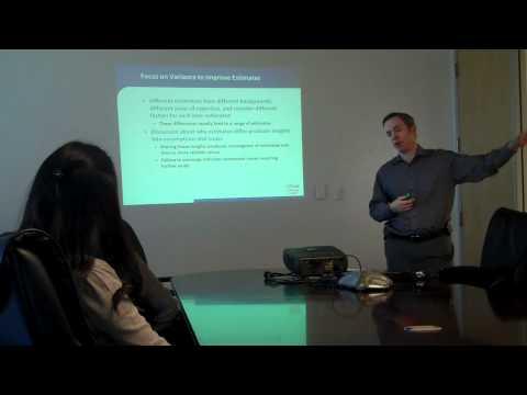 Wideband Delphi   Planning Poker   Part 1c   Rapid Estimation Techniques