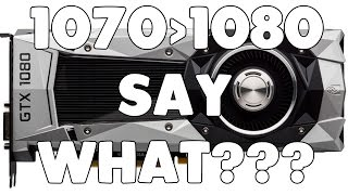 Is the GTX 1070 The Better Choice?