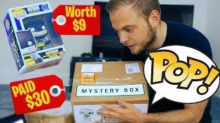 I ordered Mystery Funko Pops off Ebay and got scammed...