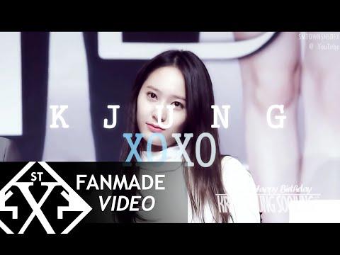 KJUNGXOXO - Happy Birthday Krystal [FMV] - [131024]