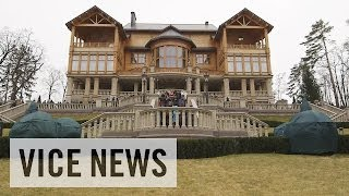 Revolution in Ukraine: Dispatch from the Presidential Palace