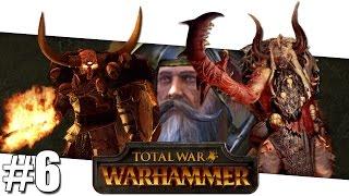 Warhammer Total War - Best Empire General - Versus Campaign - Part #6