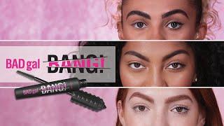 BADgal BANG! | Volumizing Mascara for Any Lash!