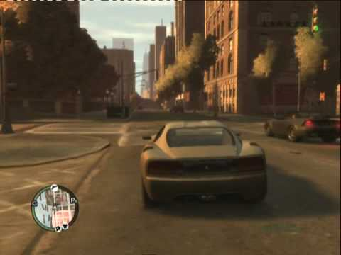 Playstation 3: GTA IV - YouTube