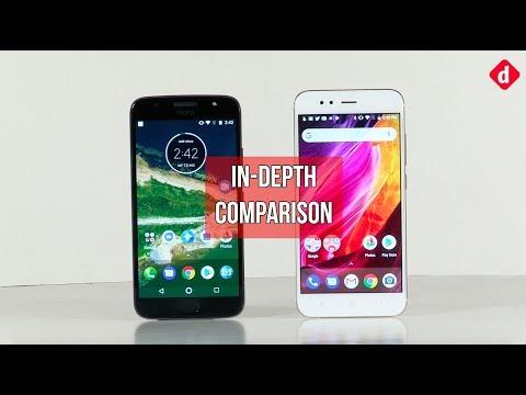 Xiaomi Mi A1 Vs Moto G5S Plus Which is better  Digitin