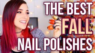 Top 10 Fall 2020 Nail Polishes!    KELLI MARISSA