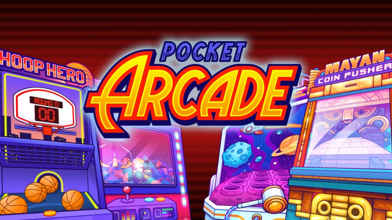 Play Pocket Arcade on PC 2