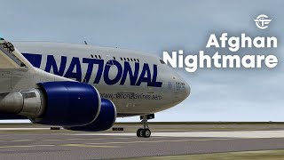 Boeing 747 Crashes Immediately After Takeoff | What Really Happened to National Airlines Flight 102