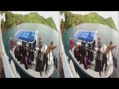 3D Diving at Cocos Island - Part II (DE + MultiSub