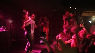 """Bhad Bhabie - """"Gucci Flip Flops"""" - Live At The 15 Mixtape Release Party"""