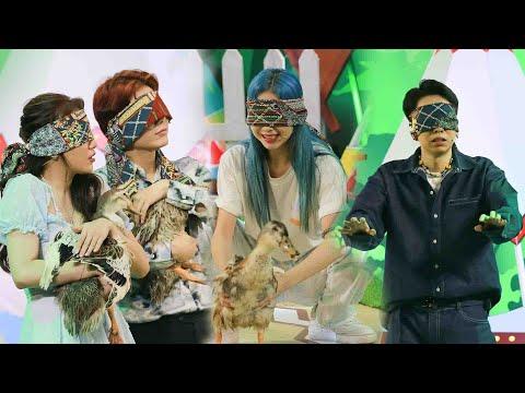 Thiên đường ẩm thực 6 | Hậu trường Tập 8: Trường Giang cười xỉu khi dàn khách mời bắt vịt náo loạn