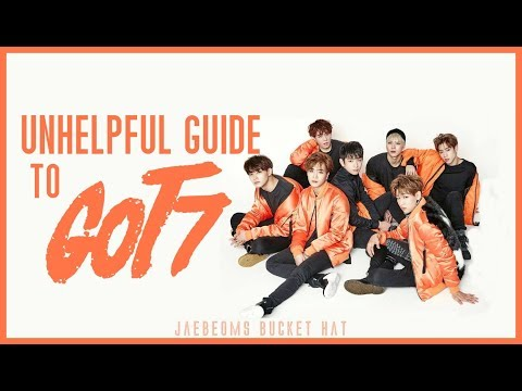 A VERY (UN)HELPFUL GUIDE TO GOT7 | Guide to new IGOT7
