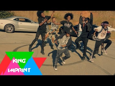 Team Twin - Million (Official Dance Video) | King Imprint