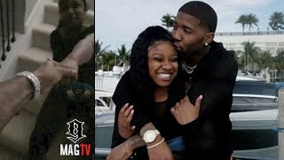 YFN Lucci & Reginae Carter Can't Stand To Be Away From Each Other! (2018)