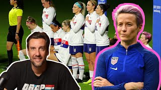 Clay Travis BLASTS Megan Rapinoe & USA Women's Soccer! Should Have Shown AMERICAN EXCEPTIONALISM!