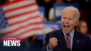 Joe Biden closer to Democratic nomination after 4 more primary wins