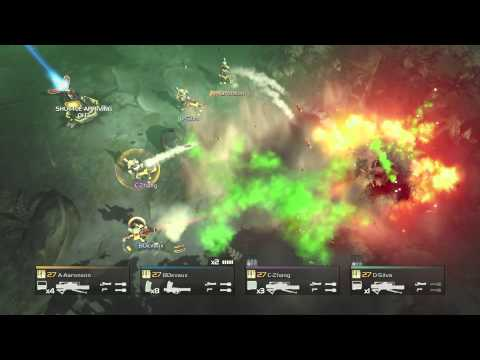 Helldivers: Supe-Earth Ultimate Edition | Launch Trailer