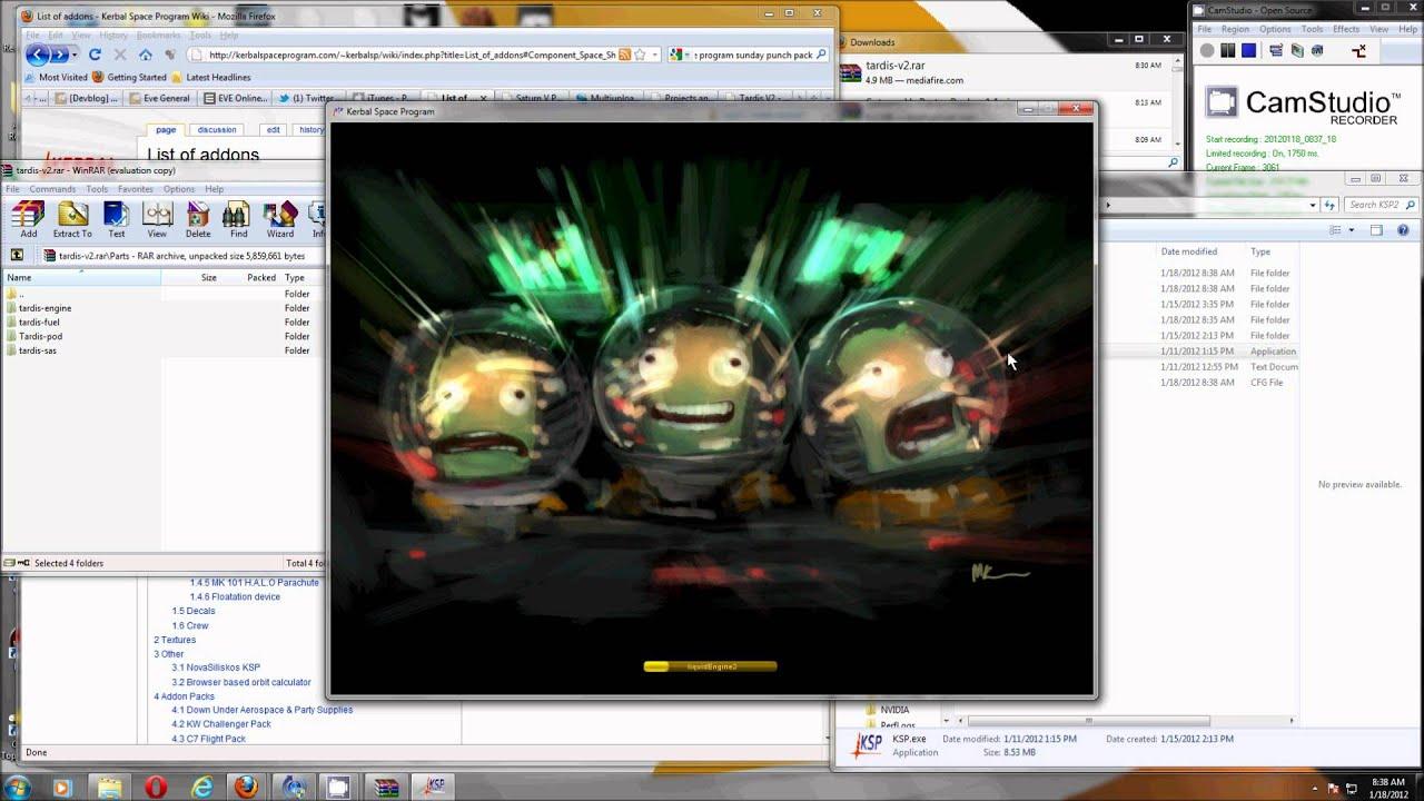 Kerbal Space Program - Beginners Guide On Installing Mods ...