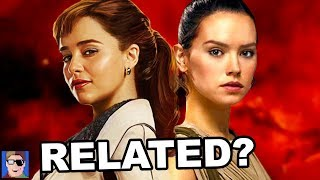 Did SOLO Reveal Rey's Mother!? | Star Wars Theory