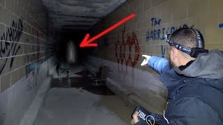 DEMON Ghost Caught On Camera (Haunted Pennhurst Asylum) Part 2