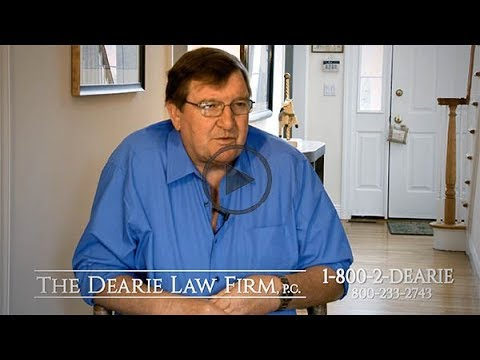 Construction Accidents Testimonial from Simon for The Dearie Law Firm in New York City