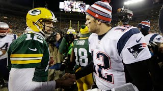 "Green Bay vs. New England ""Rodgers-Brady l"" (2014 Week 13) Green Bay's Greatest Games"