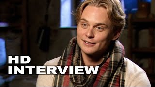 """Into the Woods: Billy Magnussen """"Rapunzel´s Prince"""" Behind the Scenes Movie Interview"""