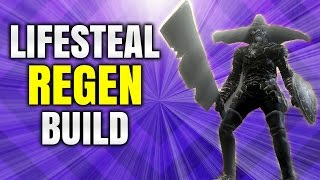 Dark Souls 3 - Lifesteal Regenerator PvP - Cleric Build