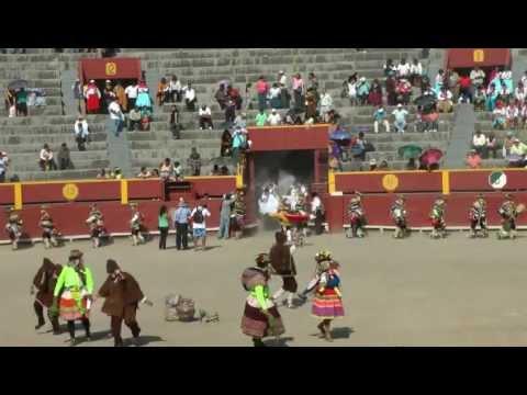 carnaval fedipa 2013 vencedores de ayacucho (comparsa de huanta 3° lugar)
